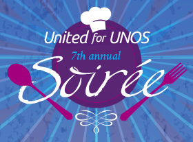 United for UNOS 7th annual soiree