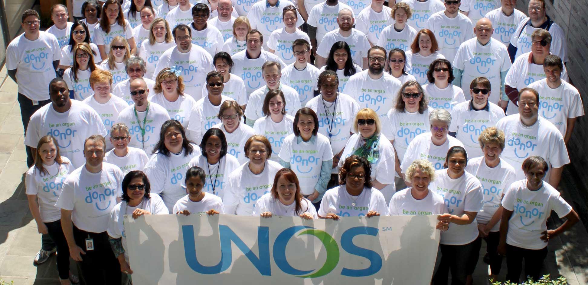 UNOS employee events