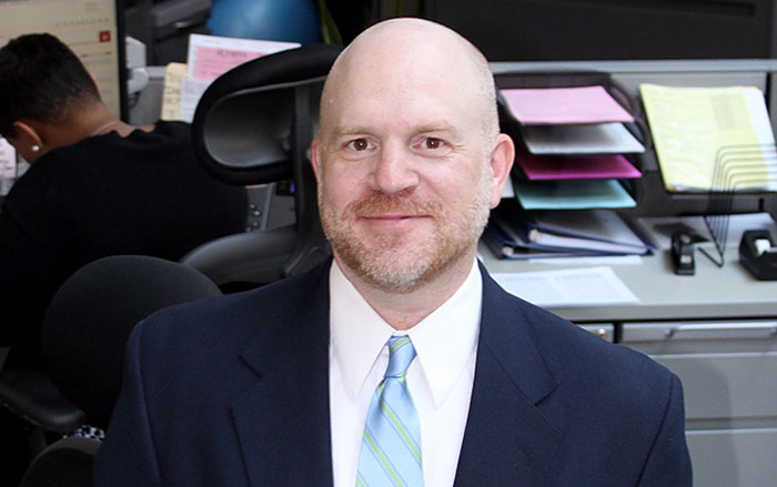 Roger Brown, Director of the UNOS Organ Center