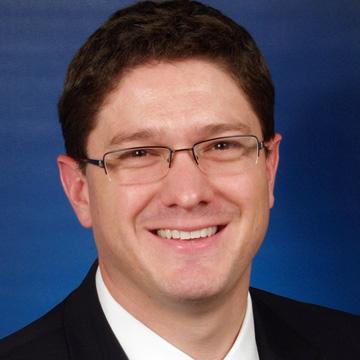 Ryan Ehrensberger, UNOS Director of Research