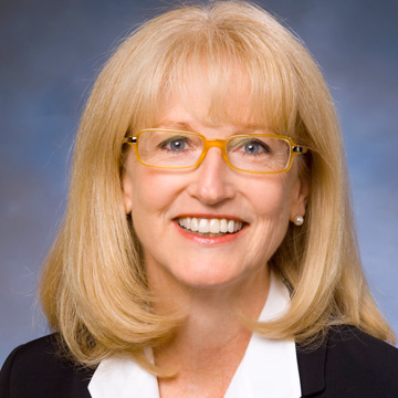 Dr. Mary D. Ellison, UNOS Chief External Relations Officer