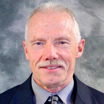 Steve Harms, UNOS Chief Operating Officer