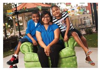 Coleman family, transplant recipients