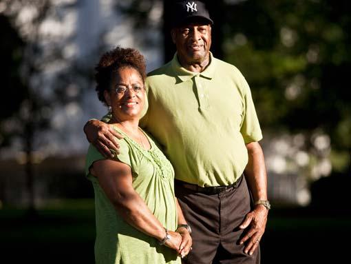 Bobby and Brenda Height, photo by John W. Adkisson, 2012