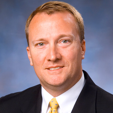 Brian M. Shepard, UNOS Chief Executive Officer