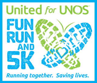 United for UNOS 5K and Fun Run