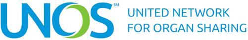 United Network for Organ Sharing - UNOS logo